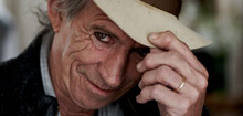 Гитарист легендарной The Rolling Stones выпустить книгу для детей